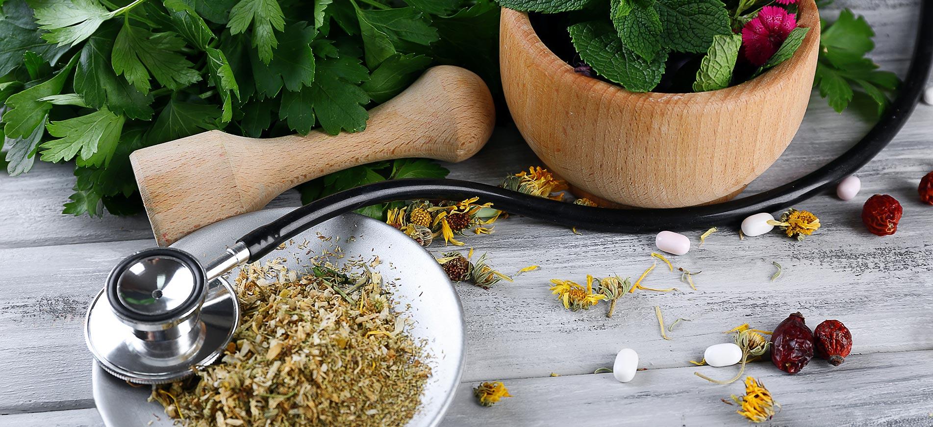 Terapias naturales, Acupuntura y Medicina Tradicional China